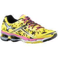 Mizuno Wave Creation 15 - Women's - Yellow / Silver