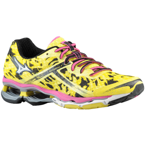Mizuno Wave Creation 15 - Women's - Bolt/Silver/Black
