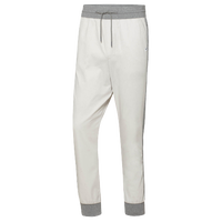 PUMA Seasonal Cuffed Pants - Men's - White / Grey