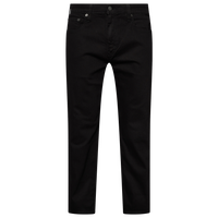 Levi's 569 Loose Straight Jeans - Men's - All Black / Black