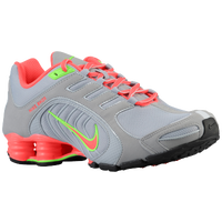 Nike Shox Navina SI - Women's - Grey / Red