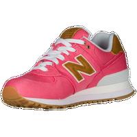 pink womens 574 new balance