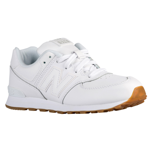Footlocker Leather Kids New Balance Shoes