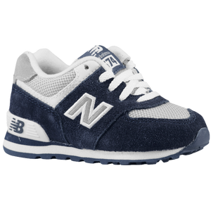 New Balance 574 - Boys' Toddler - Navy