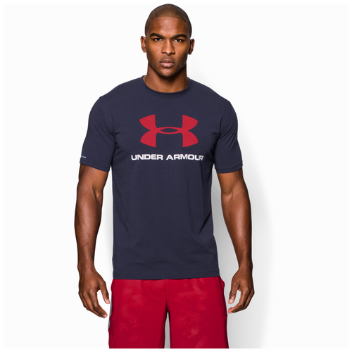 Under Armour Charged Cotton Sportstyle Logo T