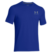 Under Armour Sportstyle Logo T-Shirt - Men's - Blue / Blue