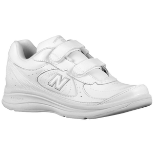 New Balance 577 Hook & Loop - Women's - White