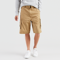 Levi's Snap Cargo Shorts - Men's - Tan / Tan