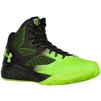 Under Armour Clutchfit Drive 2 - Men's - Black / Light Green