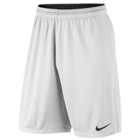 Nike Academy Longer Knit Short 2 - Men's - White / Black