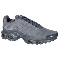 Nike Air Max Plus - Men's - Grey / Black