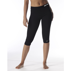Nike Pro Capri II - Women's - Black/Cool Grey