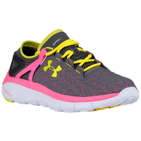 Under Armour Speedform Fortis - Women's - Grey / Pink