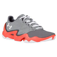 Under Armour Phenom Proto Trainer - Men's - Grey / Orange
