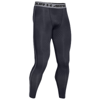 Under Armour Heatgear Armour Compression Tights - Men's - Black / Grey