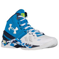Under Armour Curry 2 - Men's -  Stephen Curry - Light Blue / Navy