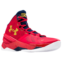 Under Armour Curry 2 - Men's -  Stephen Curry - Red / Navy