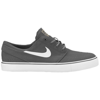 Nike SB Zoom Stefan Janoski - Men's - Grey / White