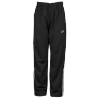 Under Armour Brawler 2.0 Pants - Boys' Grade School - Black / Grey