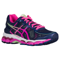 ASICS� GEL-Kayano 22 - Women's - Navy / Pink