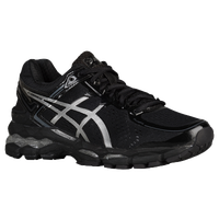 ASICS� GEL-Kayano 22 - Women's - Black / Grey