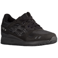 ASICS Tiger GEL-Lyte III - Women's - All Black / Black
