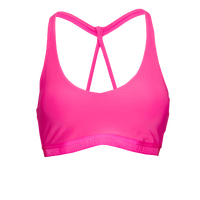 Under Armour Armour Low-Impact Bra - Women's - Pink / Pink