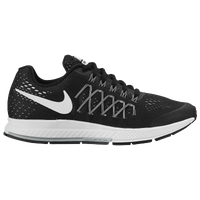 Nike Zoom Pegasus 32 - Boys' Grade School - Black / White