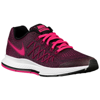 Nike Zoom Pegasus +32 - Girls' Grade School - Black / White