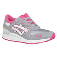 ASICS Tiger GEL-Lyte III - Girls' Grade School - Grey / White