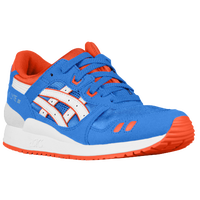 ASICS Tiger GEL-Lyte III - Boys' Grade School - Light Blue / Orange