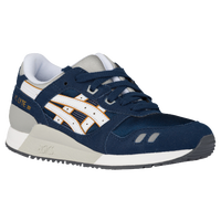 ASICS Tiger GEL-Lyte III - Boys' Grade School - Navy / White