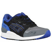 ASICS Tiger GEL-Lyte III - Boys' Grade School - Black / Purple