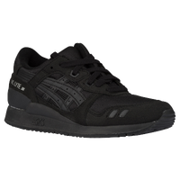 ASICS Tiger GEL-Lyte III - Boys' Grade School - All Black / Black