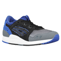 ASICS Tiger GEL-Lyte III - Boys' Preschool - Black / Grey