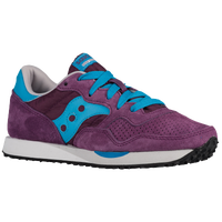Saucony DXN Trainer - Women's - Purple / Light Blue