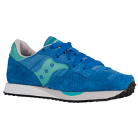 Saucony DXN Trainer - Women's - Blue / Light Green