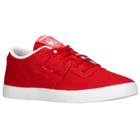 Reebok Workout Low Clean FVS - Men's - Red / White