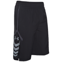 Under Armour Curry SC30 Triple Threat Shorts - Men's -  Stephen Curry - Black / Grey