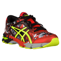 ASICS� GEL-Noosa Tri 10 - Boys' Grade School - Orange / Yellow