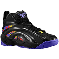 Reebok Shaqnosis - Men's - Black / Purple