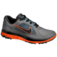 Nike FI Impact Golf Shoes - Men's - Grey / Black