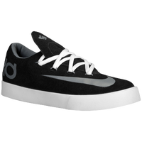 Nike KD Vulc - Boys' Grade School - Black / Grey
