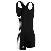 adidas aS102s Singlet - Men's - Black / White