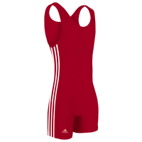 adidas aS102s Singlet - Men's - Red / White