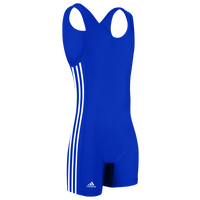 adidas aS102s Singlet - Men's - Blue / White