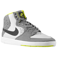 Nike SB P. Rod 7 High - Men's - Grey / Light Green