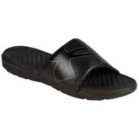 Under Armour Strike Slide - Men's - Black / Grey