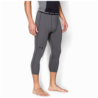 Under Armour Heatgear Armour 3/4 Tights - Men's - Grey / Black