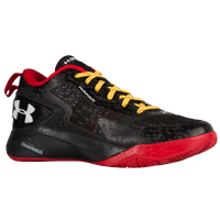 Under Armour Clutchfit Drive 2 Low - Men's - Black / Red